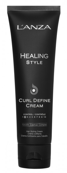LANZA Healing Style Curl Define Cream, 125ml