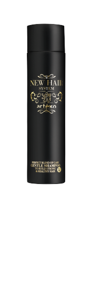 ARTÉGO New Hair System Gentle Shampoo, 250ml