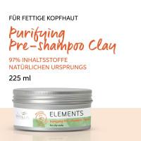 Vorschau: WELLA Elements Purifying Pre-Shampoo Clay, 225ml