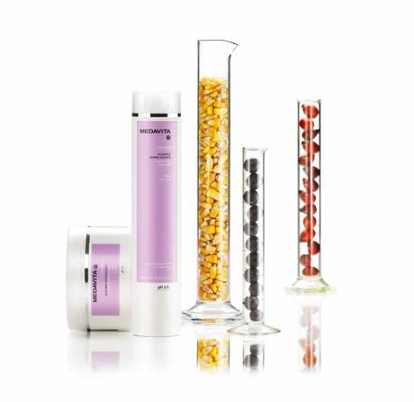 Friseur Produkte24, Medavita glättendes Shampoo, für glänzendes und seidiges Haar