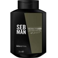 SEB MAN The Multitasker - 3 in 1, 250ml