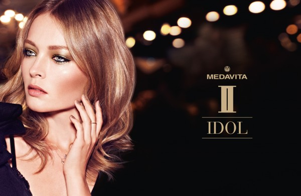 MEDAVITA IDOL Texture Atmosphere Medium/Strong No Gas Hair Spray, 200ml