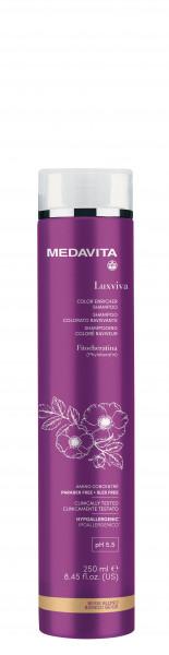 MEDAVITA Luxviva Color Enricher Shampoo Beige Blond, 250ml