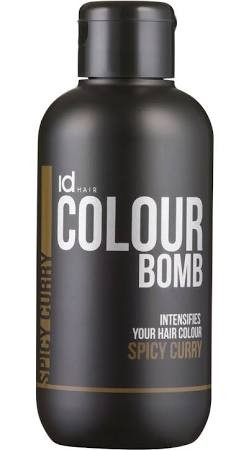 idHAIR Colour Bomb Spicy Curry 744, 250ml