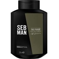 SEB MAN The Purist Purifying Shampoo, 250ml