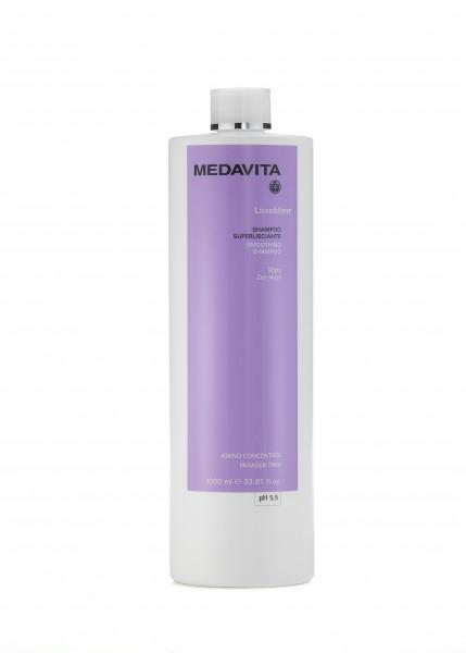 Friseur Produkte24, Medavita glättendes Shampoo, antikräuseleffekt