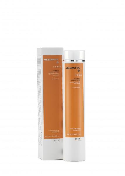 Friseur Produkte24, Medavita mildes Aufbau Shampoo, volle Spannkraft
