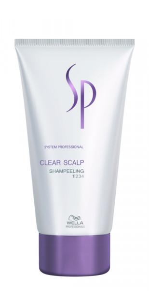SP CLEAR SCALP Shampeeling, 150ml