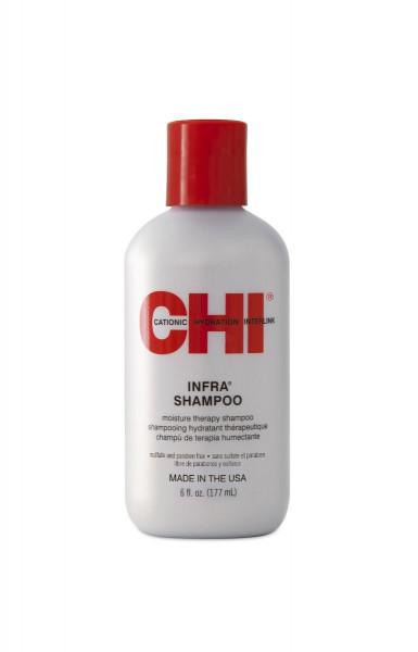 CHI Infra Moisture Therapy Shampoo, 177ml