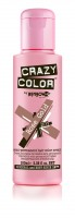 CRAZY COLOR 73 Rose Gold, Semipermanente Creme Haarfarbe, 100ml