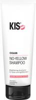 KIS Color No-Yellow Shampoo, 250 ml