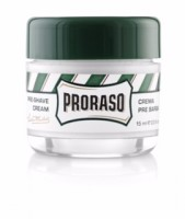 PRORASO Preshave Cream Refresh Mini, 15ml