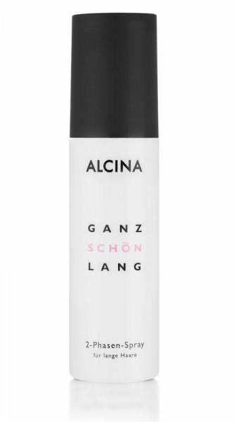 ALCINA Ganz Schön Lang Glatt 2-Phasen-Spray, 125ml