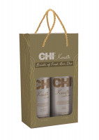 CHI Keratin Breath Fresh Hair Duo Paket, 2 x 946 ml