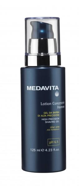 MEDAVITA Lotion Concentrée Homme Shaving Gel, 125ml