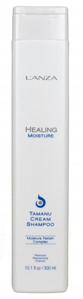 LANZA Healing Moisture Tamanu Cream Shampoo, 300ml