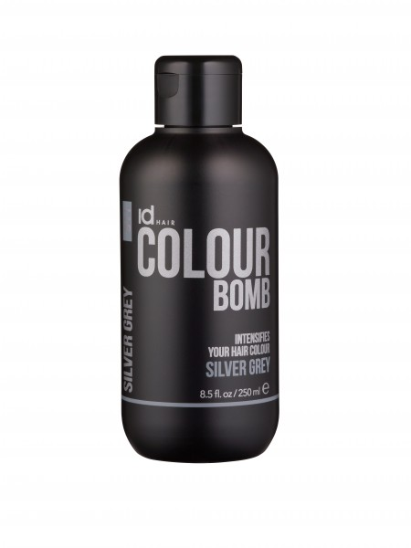 idHAIR Colour Bomb Silver Grey 911, 250ml