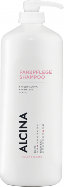 ALCINA Farbpflege - Shampoo, 1250ml