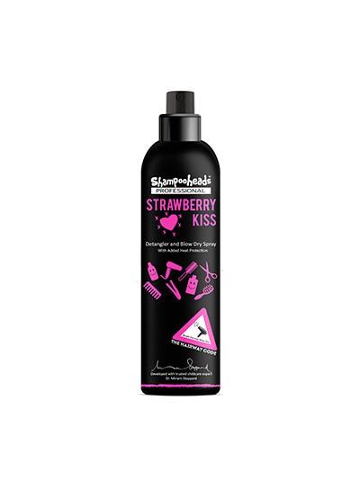 SHAMPOOHEADS Strawberry Kiss Detangler Spray, 200 ml