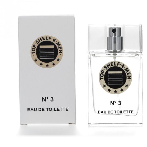 TOP SHELF 4 MEN Eau de Toilette N3, 50ml