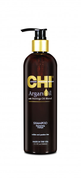 CHi Argan Oil Shampoo, 340ml