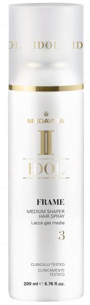 MEDAVITA IDOL Texture Frame Medium Shaper Hair Spray, 500ml