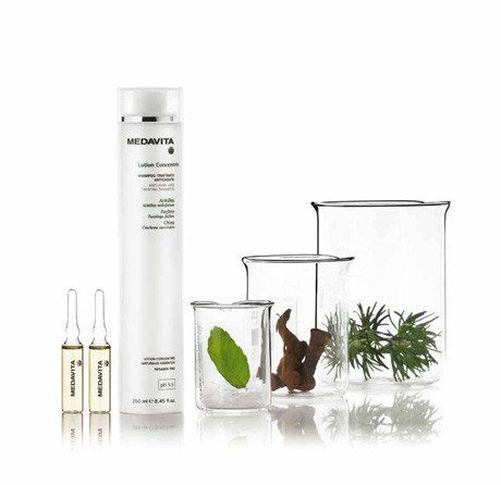 MEDAVITA Lotion Concentrée Anti-Hair Loss Treating Shampoo, 250ml