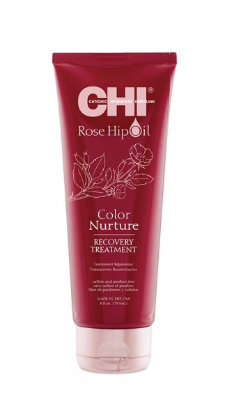 CHI Rose Hip Oil Recovery Treatment, 237ml