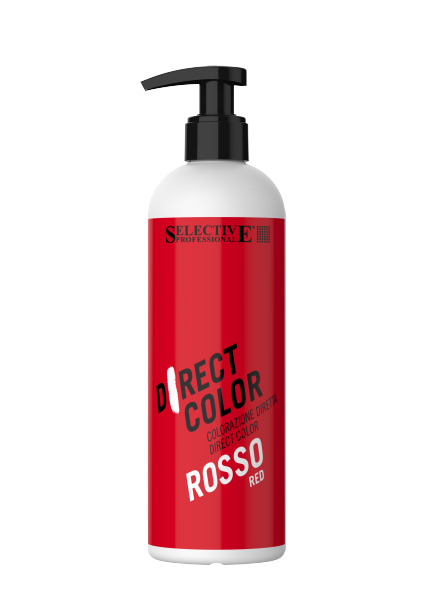 SELECTIVE DIRECT COLOR rosso - rot, 300ml