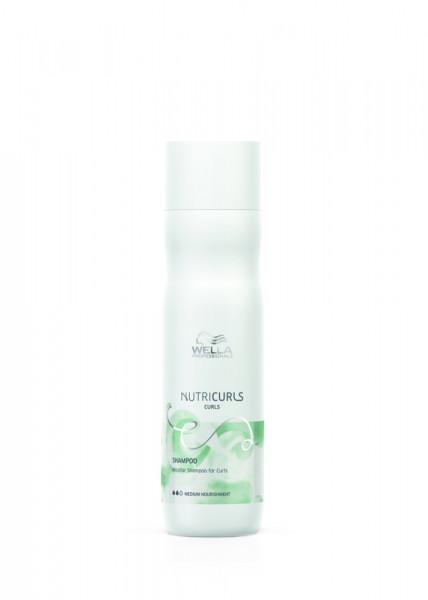 WELLA Nutricurls Shampoo Curls, 250ml