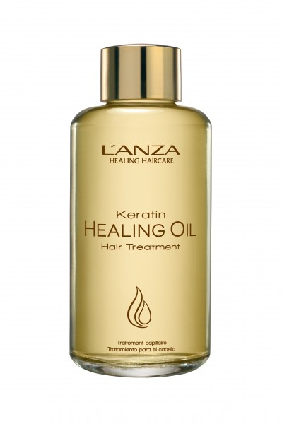 LANZA Keratin Healing Oil Hair Treatment, 50ml