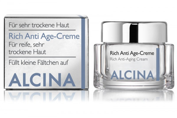 ALCINA Rich Anti-Age Creme, 50ml