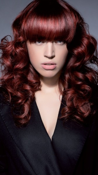 CHI IONIC 6RR Red Crimson Permanent Shine Hair Color, 85g