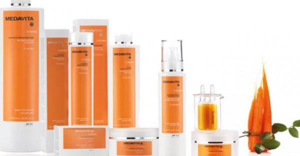 MEDAVITA ß-Refibre Reconstructive Hair Fluid, 500ml