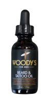 Vorschau: WOODY´S Beard & Tatoo Oil, 30ml
