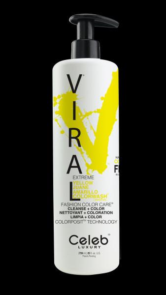 Celeb LUXURY Viral Colorwash Extreme Yellow, 739ml