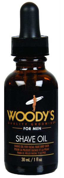 WOODY´S Shave Oil, 30ml