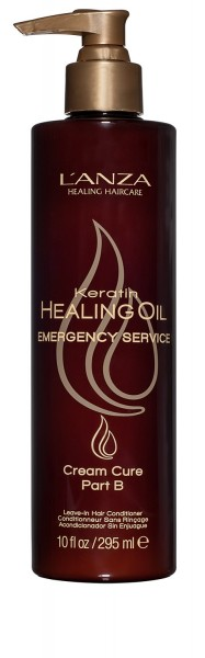 LANZA Keratin Healing Oil Emergency Cream Cure Part B, 295ml