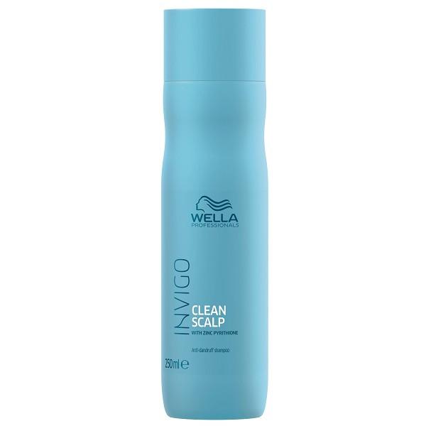 WELLA Invigo Balance Clean Scalp Shampoo, 250ml