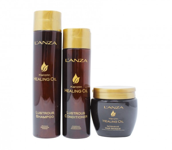 LANZA Keratin Healing Oil Kit, 760ml