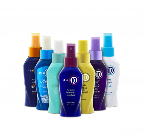 It's a 10 Miracle Leave-In Conditioner, 120ml