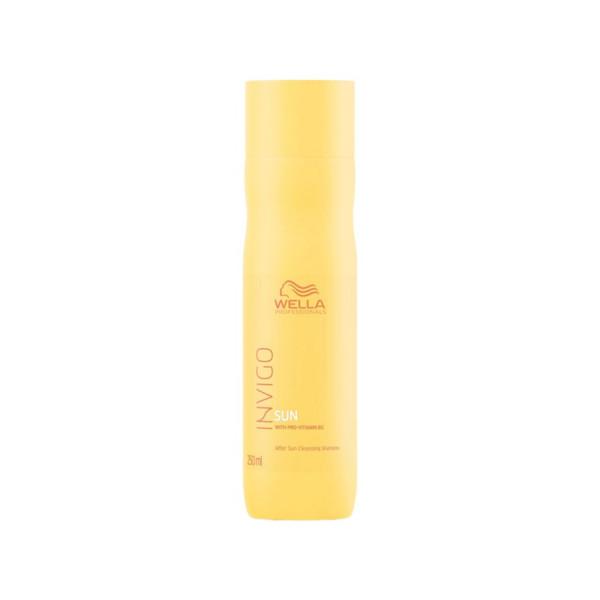 WELLA Invigo After Sun Cleansing Shampoo, 250ml