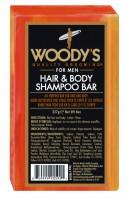Vorschau: Friseur Produkte24 Woody´s Hair & Body Shampoo Bar