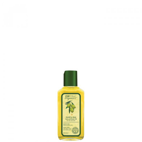 CHI Olive Organics Olive&Silk Hair&Body Oil, 59ml