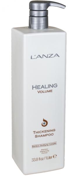 LANZA Healing Volume Thickening Shampoo, 1000ml