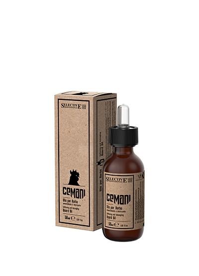 SELECTIVE CEMANI Beard Oil, 50ml
