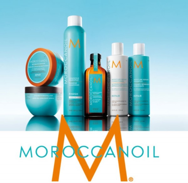MOROCCANOIL Luminous Hairspray Medium, 330ml