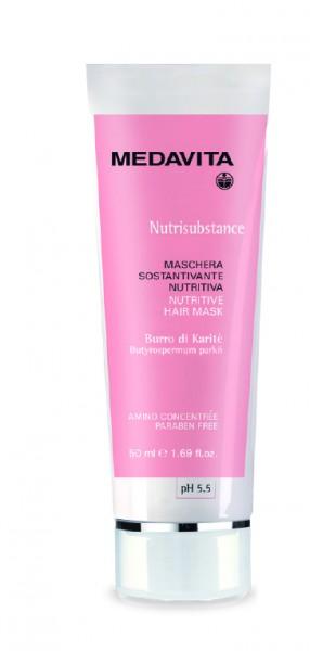MEDAVITA Nutrisubstance Nutritive Hair Mask, 50 ml