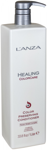 LANZA Healing Color Care Preserving Conditioner, 1000ml