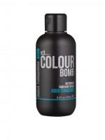 idHAIR Colour Bomb Aqua Turquoise 821, 250ml